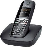 Gigaset CX610 ISDN Single schwarz