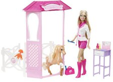 Barbie I Can Be - Pony Doctor