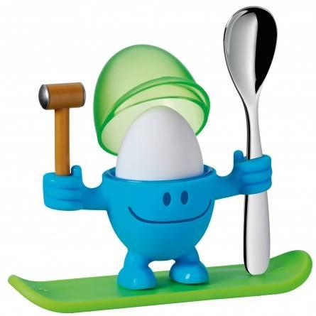 WMF Eierbecher Mc Egg blau