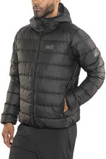 Jack Wolfskin Helium Down Jacket Men Black