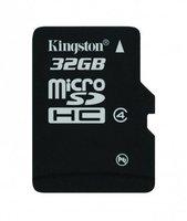 Kingston microSDHC 32GB Class 10 (SDC10/32GBSP)