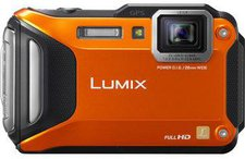 Panasonic Lumix DMC-FT5 orange