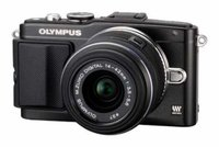 Olympus Pen E-PL5 Kit 14-42 mm schwarz