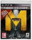 Metro: Last Light - First Edition (PS3)