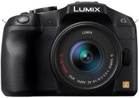 Panasonic Lumix DMC-G6 Kit 14-42 mm schwarz