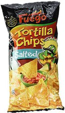 Fuego Tortilla Chips Salted (450 g)