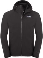 The North Face Herren Stratos Jacke TNF Black