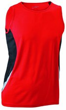 James & Nicholson Men's Running Tank (JN389)