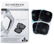 Slendertone Ersatzelektroden Damen-Armtrainer
