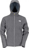 The North Face Herren Zermatt Fleecejacke Heather Grey