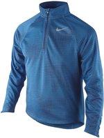 Nike Jacquard Element Half-Zip Jungen Laufshirt