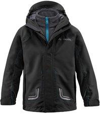 Vaude Kids Campfire 3in1 Jacket III Black