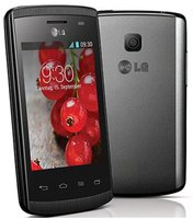 LG Optimus L1 II Titansilber ohne Vertrag