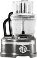 KitchenAid Artisan Food Processor 4 L 5KFP1644 EMS Medaillon Silber