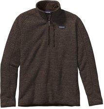 Patagonia Men's Better Sweater 1/4-Zip Dark Walnut
