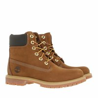 Timberland Women's 6-Inch Premium Waterproof Boot (10360) rust-nubuck