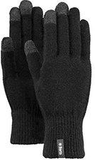 Barts Touchscreen-Handschuhe schwarz