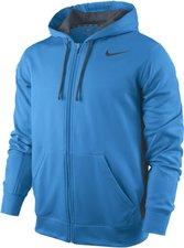 Nike KO Full-Zip Herren Trainings-Hoodie blau