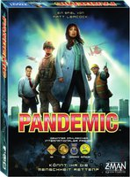 Z-Man Games Pandemie (deutsch)