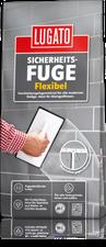 Lugato Sicherheitsfuge Flexibel 5 kg weiß
