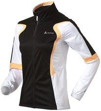 Odlo Race Jacket Damen schwarz-weiß