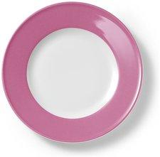 Dibbern Solid Color pink Speiseteller 26 cm