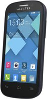 Alcatel One Touch Pop C3 Black ohne Vertrag