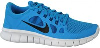 Nike Free 5.0 GS blue