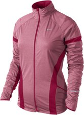 Nike Element Shield Full-Zip Damen Laufjacke lila