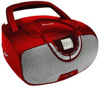 Roadstar CDR-4550U Red