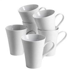 Domestic Perfetto Kaffeebecher 6er Set