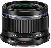 Olympus M.Zuiko Digital ED 25mm f1.8 (schwarz)
