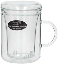 Trendglas Teepott Zyclo mit Glasfilter