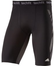 Adidas Männer Techfit Preparation Short Tight