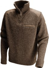 Fjällräven Koster Sweater Black Brown