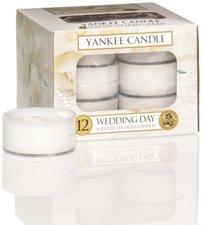 Yankee Candle Tea Lights Wedding Day (x12)