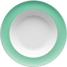 Thomas Rosenthal Group Sunny Day baltic green Suppenteller 23 cm