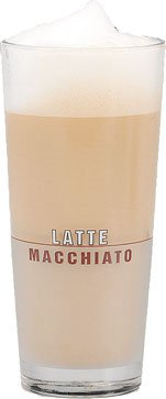 Rastal Latte Macchiato Glas 435 ml