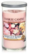 Yankee Candle Fresh Cut Roses Perfect Pillar (198 g)