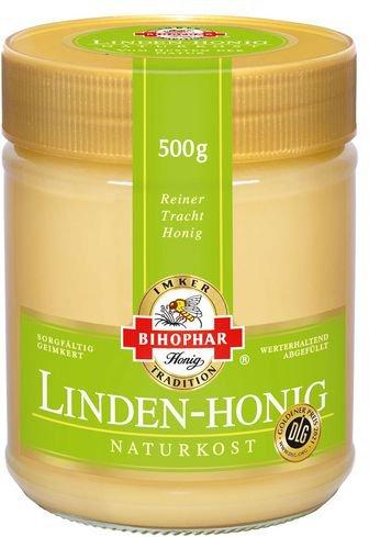 Bihophar Linden-Honig (500 g)