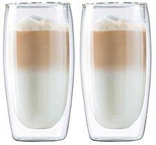 Boral Cafè Latte Glas 2-er Set 51172
