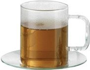 Bohemia Cristal Teeglas Lin 200 ml 6er Set
