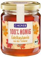 Hoyer Honig Edelkastanie (250 g)