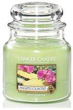 Yankee Candle Pineapple Cilantro Medium Jar Candle (411 g)
