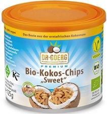 Dr. Goerg Bio Süsse Kokoschips (125 g)