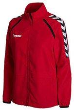 Hummel Damen Stay Authentic Micro Jacke true red