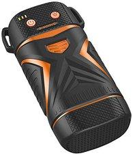 x-moove PowerBank Powergo Rugged Orange
