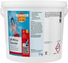 Summer Fun pH Minus Granulat 5kg