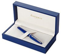 Waterman Blue Obsession Carène Medium