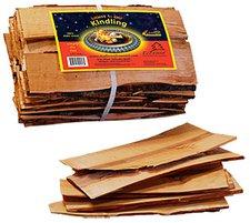 EcoForest Firewood Anfeuerholz Erle 10 x 1,2 kg